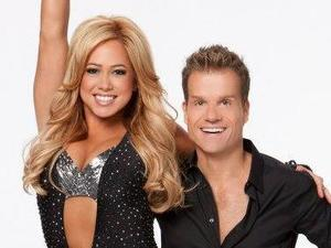 Dancing With The Stars: All-Stars pairs: Sabrina Bryan and Louis van Amstel