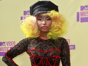 Nicki Minaj 2012 MTV Video Music Awards, held at the Staples Center - Arrivals Los Angeles, California - 06.09.12 Mandatory Credit: WENN.com/FayesVision