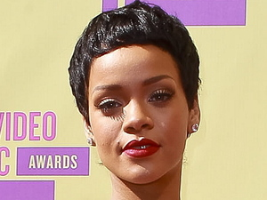Rihanna 2012 MTV Video Music Awards, held at the Staples Center - Arrivals Los Angeles, California - 06.09.12 Mandatory Credit: WENN.com/FayesVision
