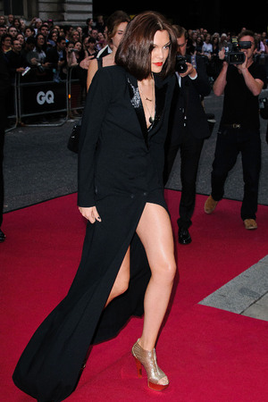 Jessie J The GQ Men of the Year Awards 2012 - arrivals London, England