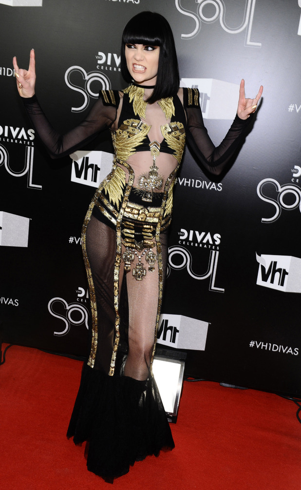 Jessie J, VH1 Vh1 Divas Celebrates Soul