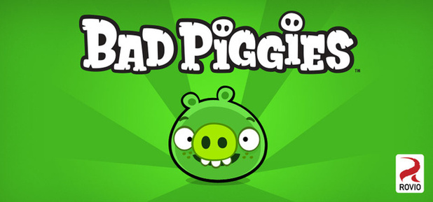 'Bad Piggies' logo