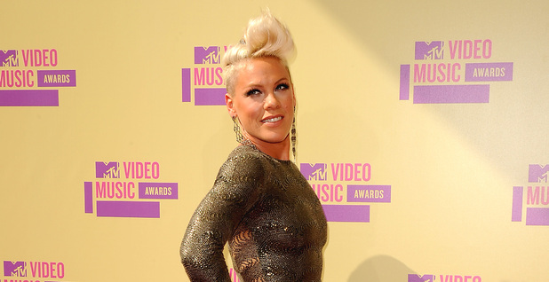 Pink at the MTV Video Music Awards 2012,