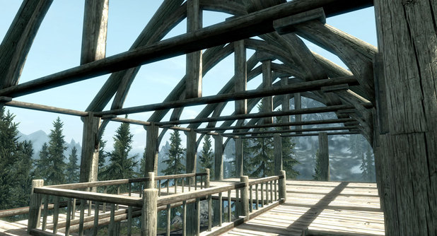 Skyrim Hearthfire screenshots