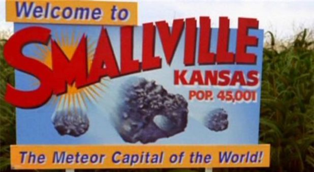Man launches Facebook campaign to rename hometown 'Smallville'