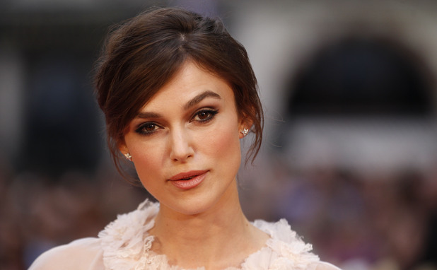 The best of Keira Knightley's pouting - gallery