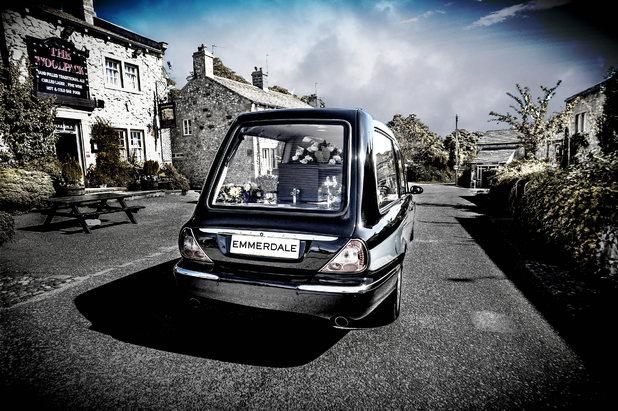 Emmerdale 40th Anniversary death teaser