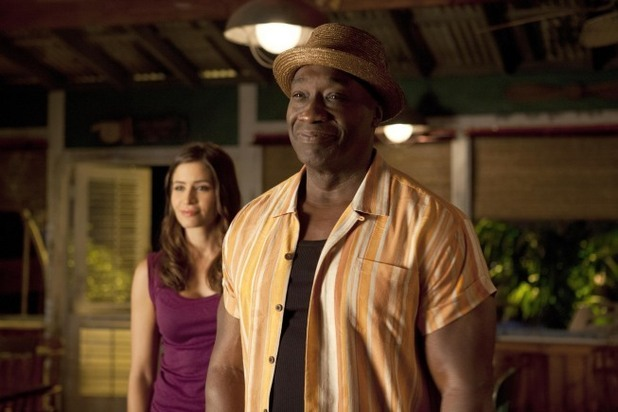 Michael Clarke Duncan stars in &#39;The Finder&#39; (2011) 