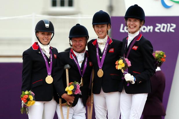 Dressage Individual Team