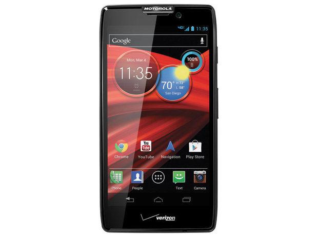 Motorola Droid Razr Maxx HD smartphone