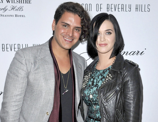 Markus Molinari, Katy Perry, fashion jewelry