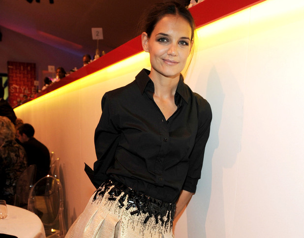 Katie Holmes, 9th Annual Style Awards