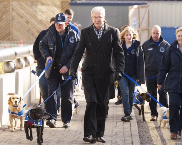 Paul O&#39;Grady: For the love of dogs, ITV, Mon 3 Sep