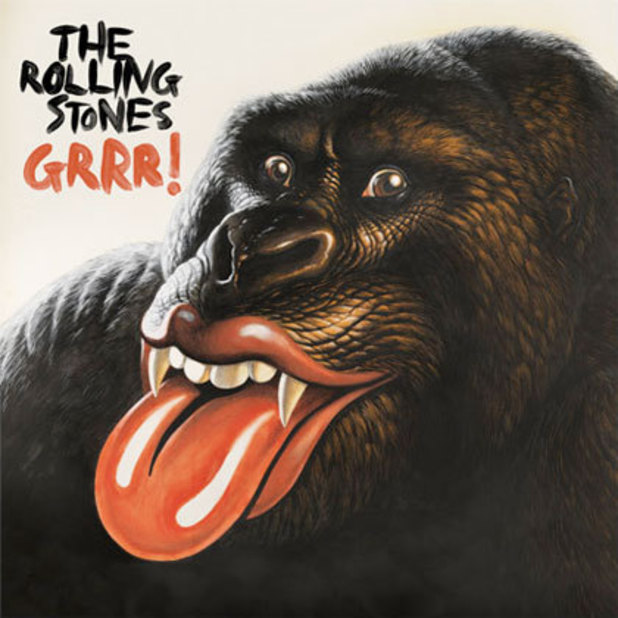 Rolling Stones GRRR! best of