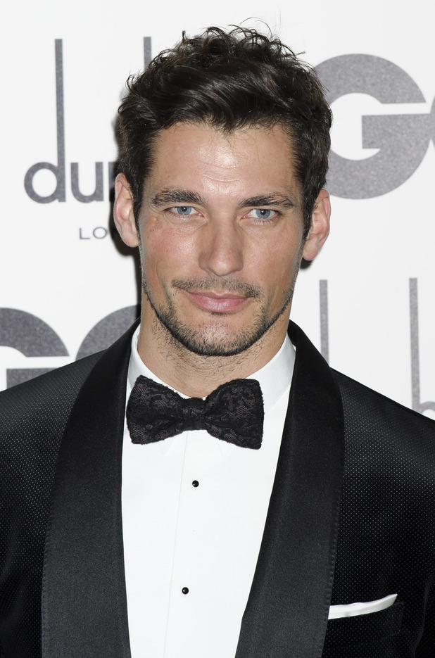 David Gandy, GQ Awards 2012