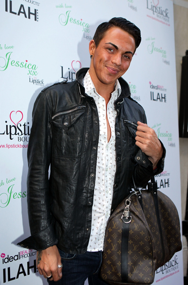 Bobby Cole Norris from TOWIE