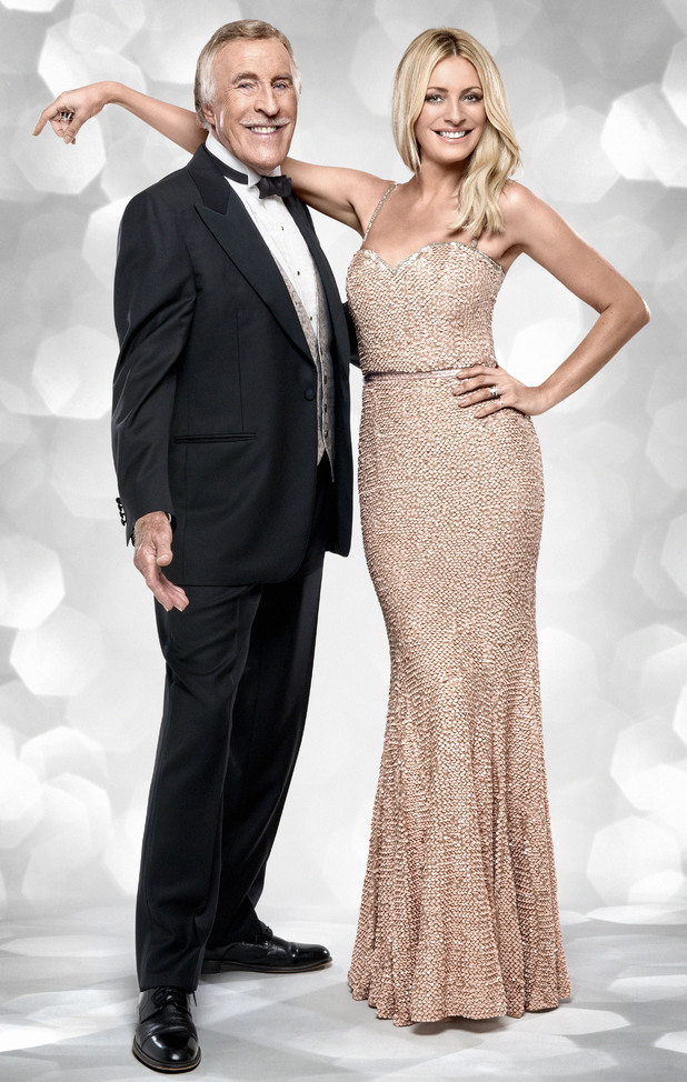 Strictly Come Dancing 2012 Judges & Hosts