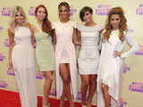 The Saturdays attend the MTV Video Music Awards 2012