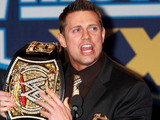 Michael Mizanin aka 'The Miz'