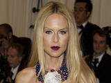 Rachel Zoe arrives at the Metropolitan Museum of Art Costume Institute gala benefit, celebrating Elsa Schiaparelli and Miuccia Prada
