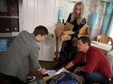 Callum becomes suspicious about Ally.