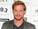 Actor takes over Belle lead role after Sam Claflin exits for The Hunger Games.
