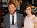 Keira Knightley, Jude Law and others attend the UK premiere of Anna Karenina.