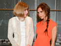 Victoria Beckham and Anna Wintour at New York's Fashion Night Out - pictures.