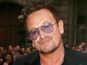 The U2 frontman was not aware of the incident until he safely landed in Germany.
