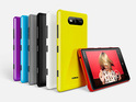 The Finnish phone maker reveals its mid-range Windows 8 handset.