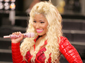 Nicki Minaj says she has yet to make a final decision on American Idol.