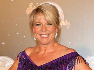 Fern Britton Strictly Come Dancing 2012 launch - Arrivals London, England - 11.09.12Mandatory Credit: Lia Toby/WENN.com