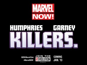 Marvel NOW! Killers teaser