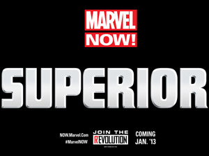 "Marvel Comics' ""Superior"" teaser"