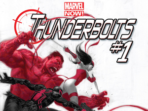 Marvel NOW! Thunderbolts #1 teaser