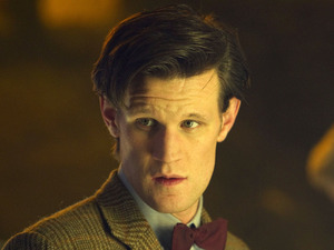 Doctor Who S07E04 - &#39;The Power of Three&#39;: The Doctor (MATT SMITH)