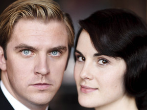 Downton Abbey, series 3, Matthew and Mary
