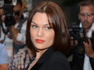 Jessie J at GQ Awards at Royal Opera House, London, England- 04.09.12