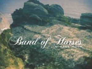 Band of Horses 'Mirage Rock' Artwork