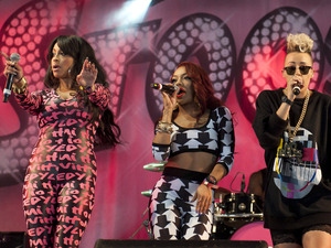 Bestival 2012: Stooshe 