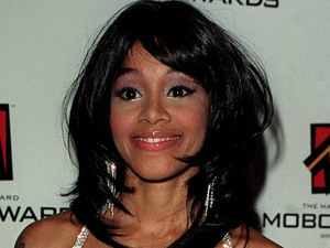 R'n'B artist and member of the American girl band TLC, Lisa left-eye Lopes
