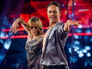 Strictly Come Dancing 2012 launch show: Ian Waite and Darcey Bussell