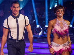 Strictly Come Dancing: Louis Smith and Flavia Cacace