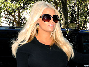 Jessica Simpson and Eric Johnson out and about, New York, America - 10 Sep 2012