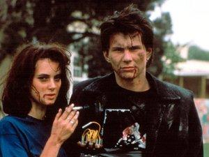 Winona Ryder, Christian Slater, Heathers, 1988