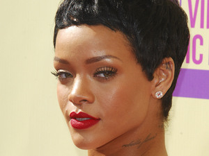 Rihanna 2012 MTV Video Music Awards, held at the Staples Center - Arrivals Los Angeles, California - 06.09.12 Mandatory Credit: Apega/WENN.com