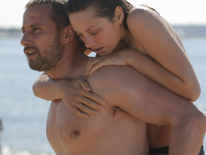 Rust and Bone, Marion Cotillard, Matthias Schoenaerts