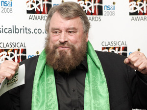 Brian Blessed during the Classical Brit Awards 2008, held at the Royal Albert Hall in west London.