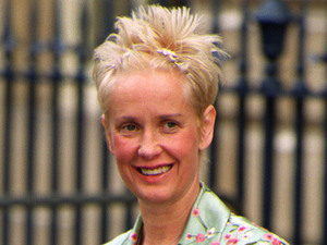 TV personality Paula Yates