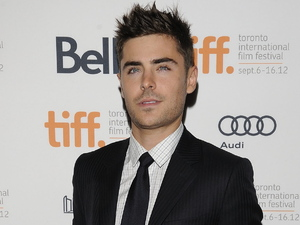Zac Efron 2012 Toronto International Film Festival - 'The Paperboy' premiere arrival at the Elgin Theatre.